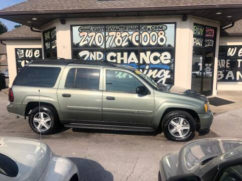 2003 Chevrolet TrailBlazer for sale at Kentucky Auto Sales & Finance in Bowling Green KY