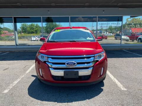 2014 Ford Edge for sale at Carz Unlimited in Richmond VA