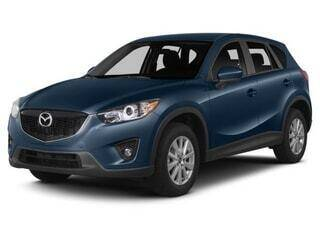 2015 Mazda CX-5 for sale at Jensen's Dealerships in Sioux City IA