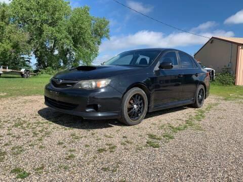 2009 Subaru Impreza for sale at Overvold Motors in Detriot Lakes MN