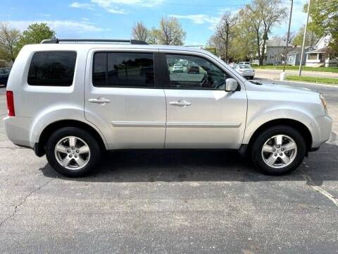 2011 Honda Pilot for sale at Jacobs Motors LLC in Bellefontaine OH
