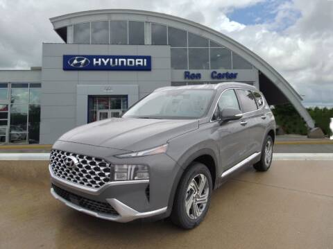 2021 Hyundai Santa Fe for sale at Ron Carter  Clear Lake Used Cars in Houston TX