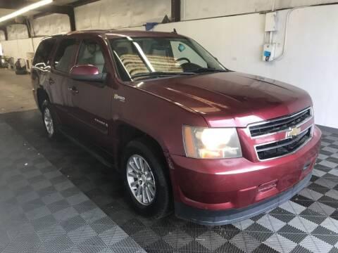2008 Chevrolet Tahoe for sale at Kansas Car Finder in Valley Falls KS