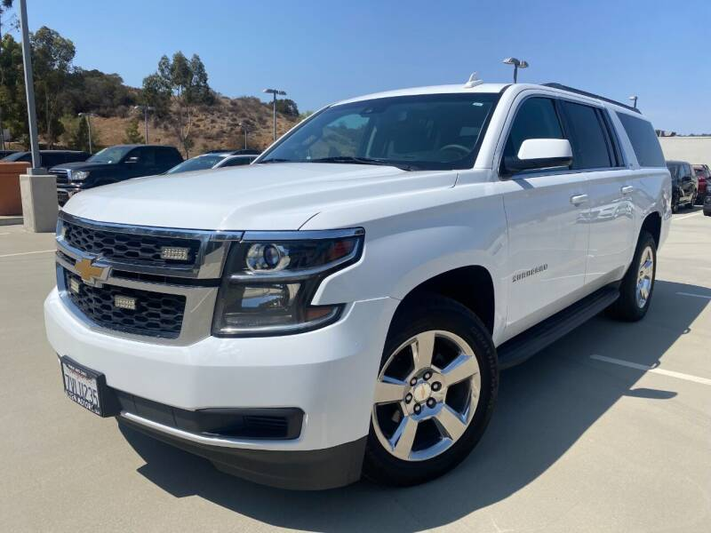 2016 Chevrolet Suburban for sale at Allen Motors, Inc. in Thousand Oaks CA