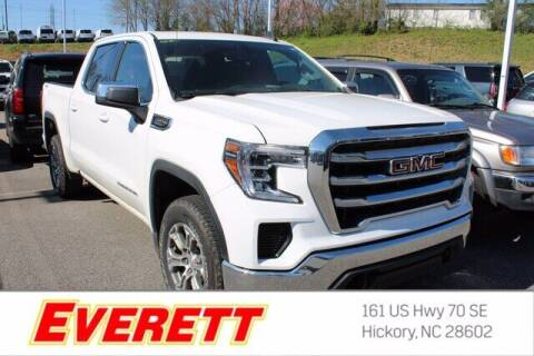 2020 GMC Sierra 1500 for sale at Everett Chevrolet Buick GMC in Hickory NC