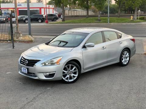 2014 Nissan Altima for sale at KAS Auto Sales in Sacramento CA