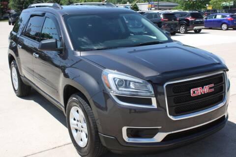 2013 GMC Acadia for sale at Sandusky Auto Sales in Sandusky MI