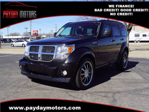 2008 Dodge Nitro for sale at Payday Motors in Wichita And Topeka KS