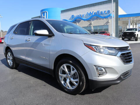 2018 Chevrolet Equinox for sale at RUSTY WALLACE HONDA in Knoxville TN