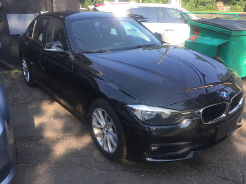 2016 BMW 3 Series for sale at MELILLO MOTORS INC in North Haven CT