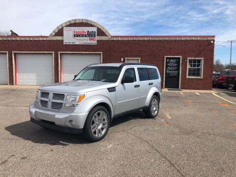 2011 Dodge Nitro for sale at Family Auto Finance OKC LLC in Oklahoma City OK