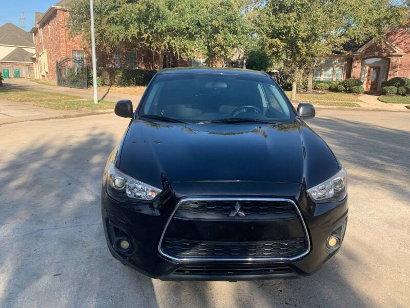 2013 Mitsubishi Outlander Sport for sale at KB AUTO SALES & SERVICES INC in Houston TX