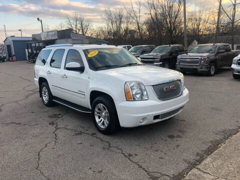 2010 GMC Yukon for sale at LexTown Motors in Lexington KY