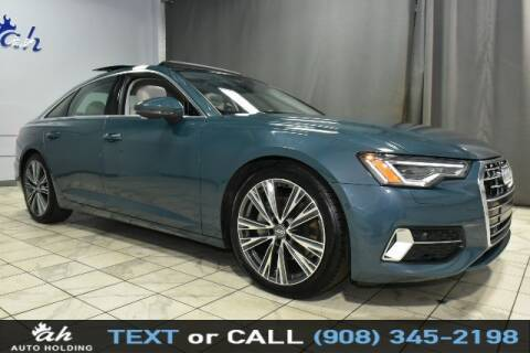 2020 Audi A6 for sale at AUTO HOLDING in Hillside NJ