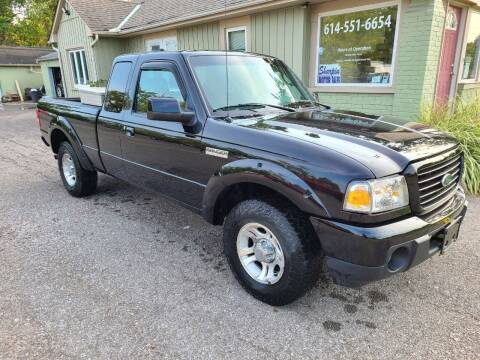 2009 Ford Ranger for sale at Sharpin Motor Sales in Columbus OH