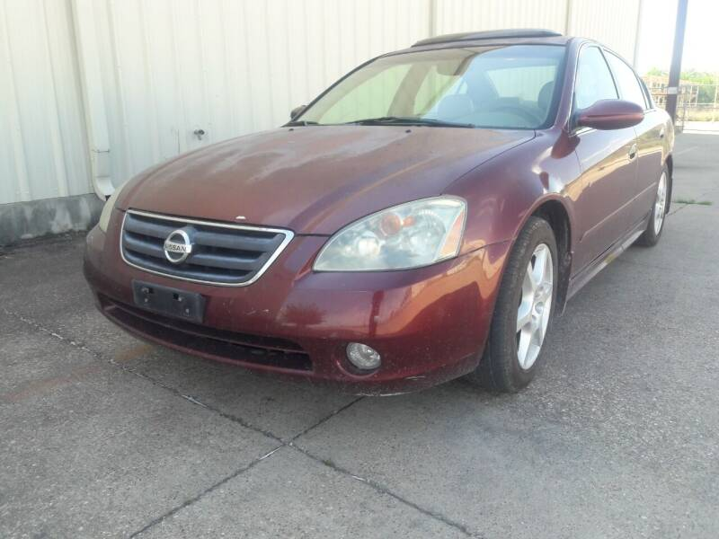 2002 Nissan Altima for sale at Texas Auto Trailer Exchange in Cleburne TX