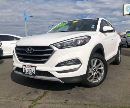 2017 Hyundai Tucson for sale at LUGO AUTO GROUP in Sacramento CA