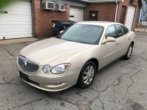 2008 Buick LaCrosse for sale at Emory Street Auto Sales and Service in Attleboro MA