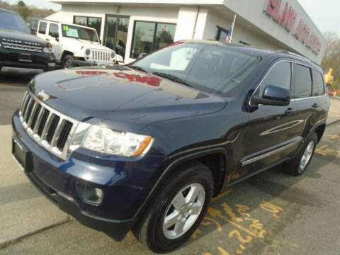 2012 Jeep Grand Cherokee for sale at Island Auto Buyers in West Babylon NY