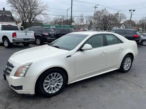 2011 Cadillac CTS for sale at Aurora Auto Center Inc in Aurora IL