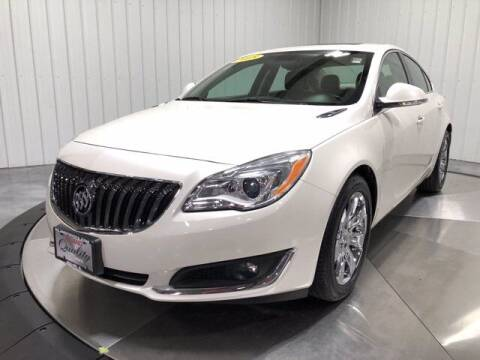 2015 Buick Regal for sale at HILAND TOYOTA in Moline IL