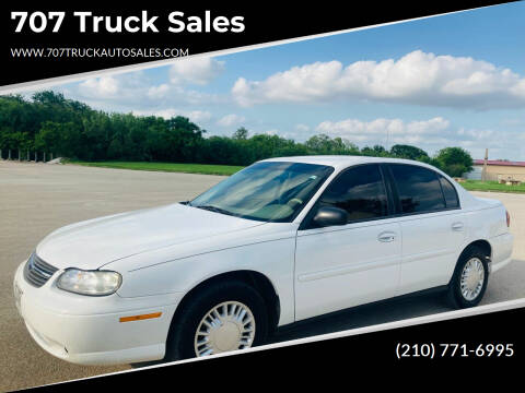2004 Chevrolet Classic for sale at 707 Truck Sales in San Antonio TX
