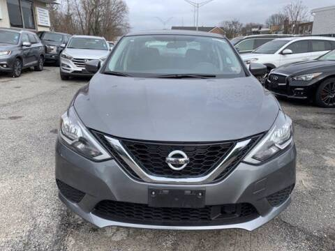2019 Nissan Sentra for sale at NYC Motorcars in Freeport NY