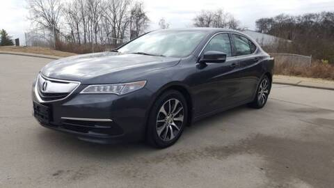 2015 Acura TLX for sale at A & A IMPORTS OF TN in Madison TN