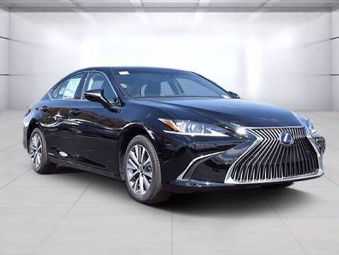 2021 Lexus ES 300h for sale at BOB ROHRMAN FORT WAYNE TOYOTA in Fort Wayne IN