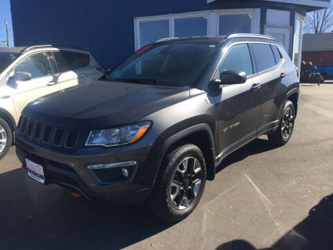 2018 Jeep Compass for sale at Flambeau Auto Expo in Ladysmith WI