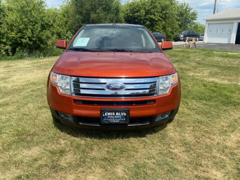 2007 Ford Edge for sale at Lewis Blvd Auto Sales in Sioux City IA