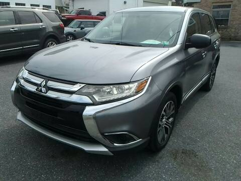 2017 Mitsubishi Outlander for sale at Paul's Auto Inc in Bethlehem PA