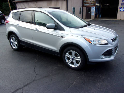 2016 Ford Escape for sale at Dave Thornton North East Motors in North East PA