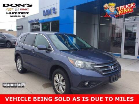2013 Honda CR-V for sale at DON'S CHEVY, BUICK-GMC & CADILLAC in Wauseon OH