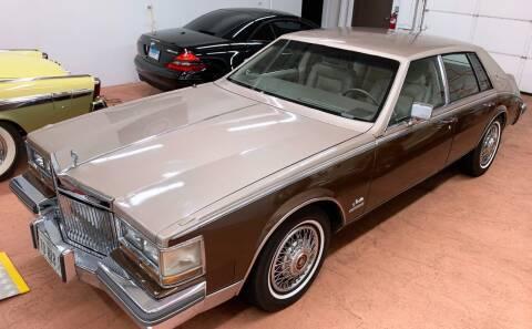 1981 Cadillac Seville for sale at Park Ward Motors Museum - Park Ward Motors in Crystal Lake IL