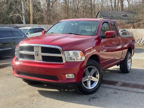 2009 Dodge Ram Pickup 1500 for sale at AMA Auto Sales LLC in Ringwood NJ
