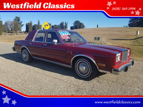 1987 Chrysler Fifth Avenue for sale at Westfield Classics in Westfield WI
