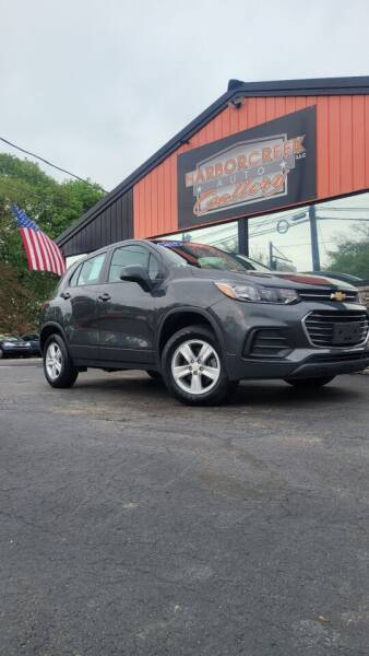 2019 Chevrolet Trax for sale at Harborcreek Auto Gallery in Harborcreek PA