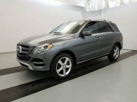 2017 Mercedes-Benz GLE for sale at Bill Dovell Motor Car in Columbus OH