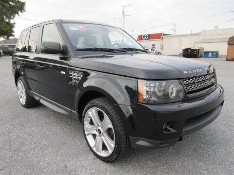 2012 Land Rover Range Rover Sport for sale at Cam Automotive LLC in Lancaster PA
