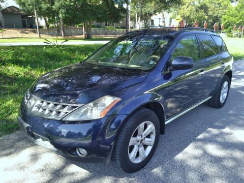 2006 Nissan Murano for sale at Low Price Auto Sales LLC in Palm Harbor FL