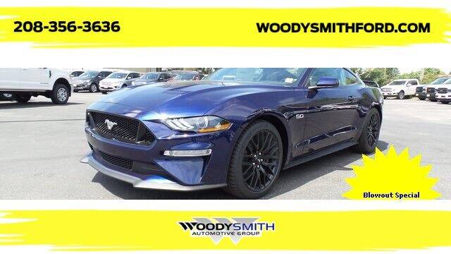 2019 Ford Mustang for sale in Rexburg, ID