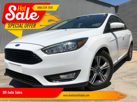 2016 Ford Focus for sale at DR Auto Sales in Scottsdale AZ