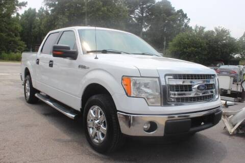 2013 Ford F-150 for sale at Vehicle Network - Auto Connection 210 LLC in Angier, NC