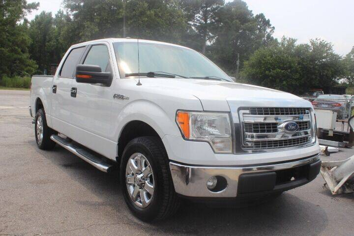 2013 Ford F-150 for sale at Auto Connection 210 LLC in Angier NC
