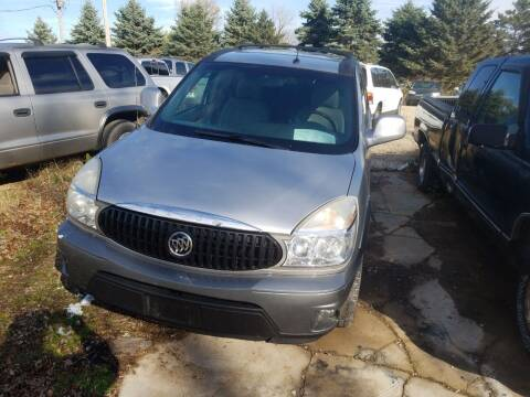 2007 Buick Rendezvous for sale at Craig Auto Sales in Omro WI