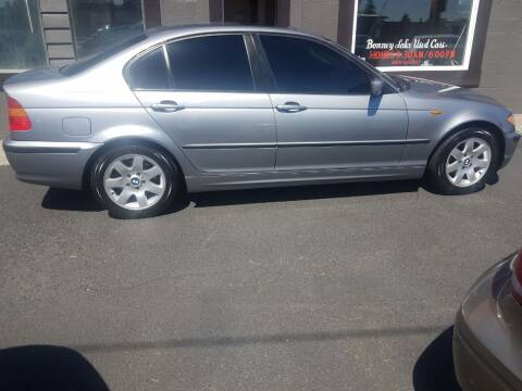 2005 BMW 3 Series for sale at Bonney Lake Used Cars in Puyallup WA