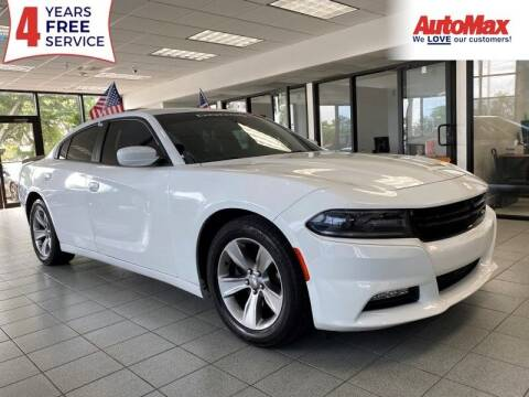 2016 Dodge Charger for sale at Auto Max in Hollywood FL