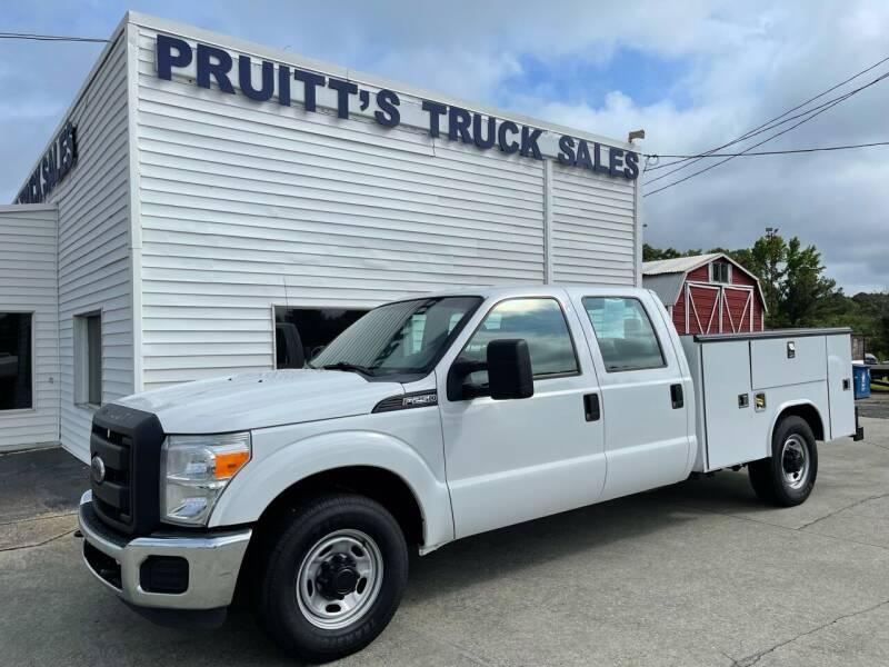 2015 Ford F-250 Super Duty for sale at Pruitt's Truck Sales in Marietta GA