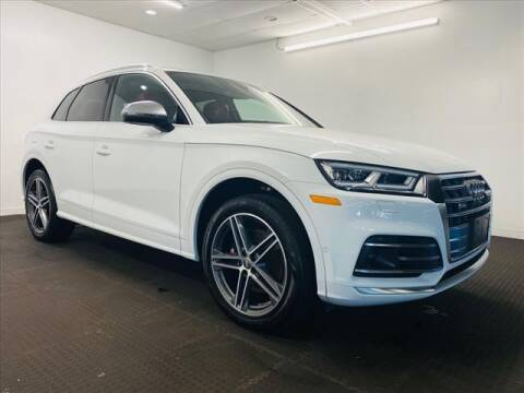 2019 Audi SQ5 for sale at Champagne Motor Car Company in Willimantic CT